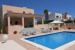 vakantiehuis Ibiza